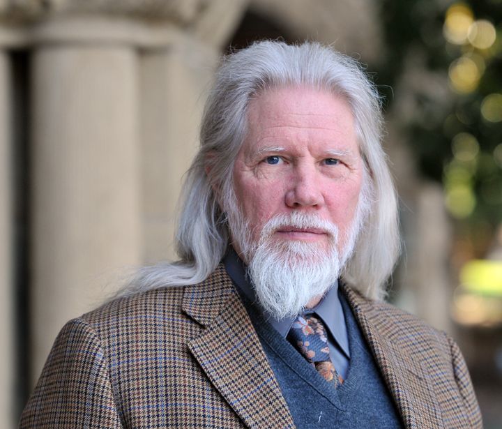 2015 A.M. Turing recipient Whitfield Diffie