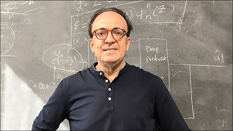 George Karniadakis, 2021 SIAM/ACM Prize in Computational Science & Engineering recipient
