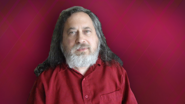 2015 ACM Software System Award recipient Richard Stallman